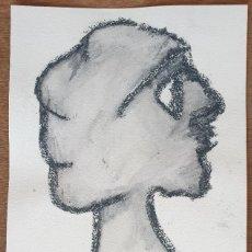 Arte: PEINTURE (26CM X 36CM) LAVIS SUR PAPIER - SIGNÉ TURCO 2021 (1). Lote 288307308