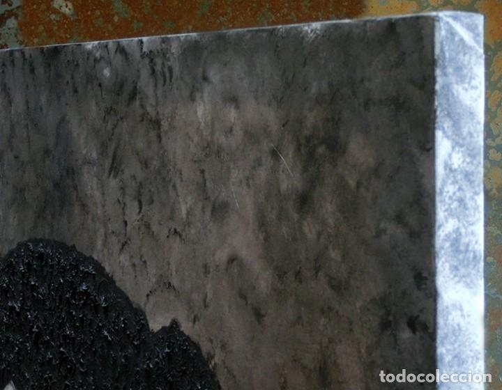 Arte: IMPRESIONANTE PINTURA - LA DUQESA TORERA - GRAN TAMAÑO - FIRMADO TÉCNICA MIXTA - ALBA - VELASCO - Foto 8 - 288686423