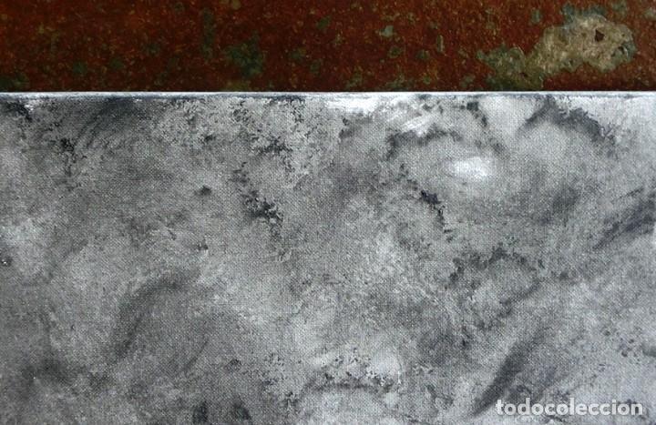 Arte: IMPRESIONANTE PINTURA - LA DUQESA TORERA - GRAN TAMAÑO - FIRMADO TÉCNICA MIXTA - ALBA - VELASCO - Foto 16 - 288686423