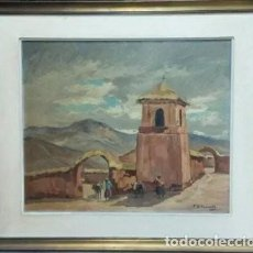 Arte: OLEO TOMAS DI TARANTO COD 30326. Lote 288703833