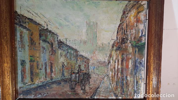 FRANCISCO PEIRO MARTIN 1912 -2002 OLEO LIENZO (Arte - Pintura - Pintura al Óleo Contemporánea )