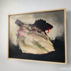 Arte: INTERESANTE OBRA EN OLEO SOBRE LIENZO, FIRMADO A DOCUMENTAR. Lote 292086643