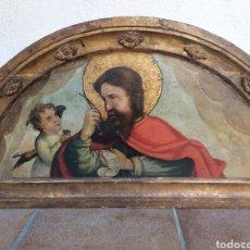 Arte: SAN MARCOS Y SAN MATEO. Lote 293359028