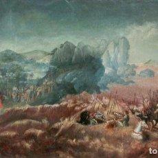 Arte: ESCUELA FLAMENCA SIGLO XVII. CÍRCULO HERRI MET DE BLES. Lote 293435813