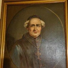 Arte: RETRATO DE OBISPO. DON ANTONIO OSORIO DE ACUÑA (1453-1526).LOS COMUNEROS .. Lote 293615068