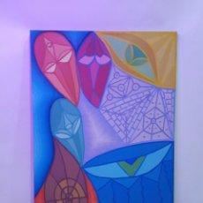 Arte: OLEO MISTERIOSO ASTRAL - CARLO E. GONZÀLEZ COD 27550. Lote 293637368