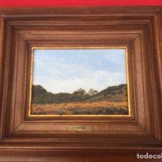 Arte: ÓLEO DE VILA FUDIO. Lote 293941248