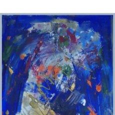 Arte: SENTÍS ESTER. BLUE CAOS.. Lote 293976173
