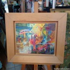 Arte: PIO COSTA - OLEO SOBRE LIENZO. Lote 294838558