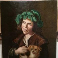 Arte: RETRATO CÓMICO. CÍRCULO DE NICCOLÓ FRANGIPANE (CIRCA 1563-97). Lote 295001458