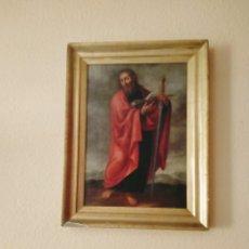 Arte: APOSTOL. SIGLO XVII.. Lote 295301908