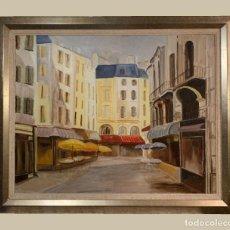 Arte: INTERESANTE VISTA DE PARIS. Lote 295311083