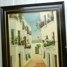 Arte: BARRIO DE SANTA CRUZ. Lote 295340373