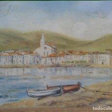 Arte: ILEGIBLE- MEDIDADOS SIGLO XX- CADAQUES-. Lote 295839718