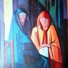 Arte: HERMINI SENTÍS. SILENCIOS.1981. Lote 296021138