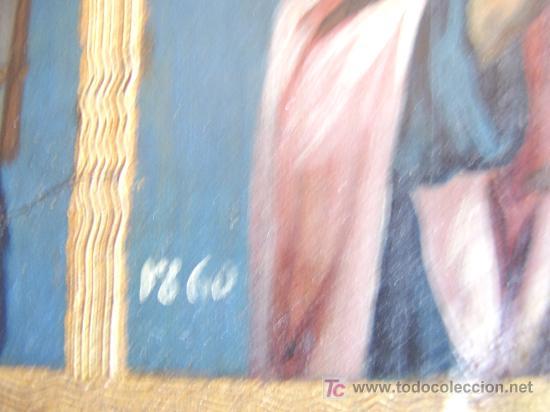 Arte: ICONO ORTODOXO RUSO.1860 - Foto 5 - 12112580