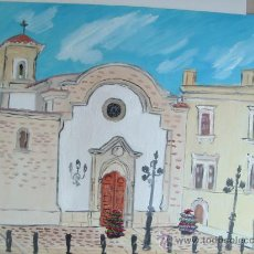 Arte: IGLESIA DE LA VIRGEN DEL MAR ALMERÍA. Lote 16272227