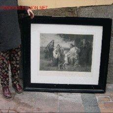 Arte: DEJAD QUE LOS NIÑOS SE ACERQUEN A MI. Lote 18565981