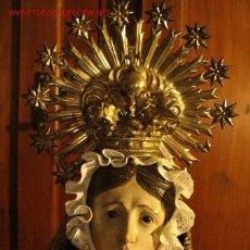 Arte: VIRGEN DOLOROSA - VERÓNICA 1800. Lote 26313220