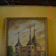 Arte: VIRGEN DEL PUERTO, ÓLEO. Lote 26898653