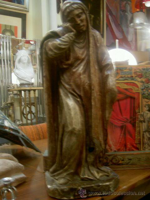 VIRGEN DOLOROSA (Arte - Arte Religioso - Escultura)