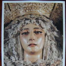 Arte: LÁMINA DE LA SEMANA SANTA DE SEVILLA NUESTRA MADRE Y SEÑORA DE LA MERCED - PASIÓN. Lote 12915181