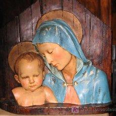 Arte: GRAN MURAL RELIGIOSO - AÑOS 40. Lote 26442998