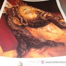 Arte: LAMINA 40 X 29 GRUESA,SANTOD ENTIERRO DE NUESTRO SEÑOR JESUCRISTO. Lote 16016458