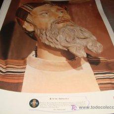 Arte: LAMINA 40 X 29 GRUESA,JOSE DE ARIMATEA. Lote 16016514