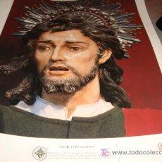 Arte: LAMINA 40 X 29 GRUESA,SAN JUAN BAUTISTA. Lote 16016757