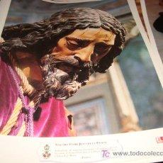 Arte: LAMINA 40 X 29 GRUESA, NUESTRO PADRE JESUS DE LA PASION. Lote 16016773