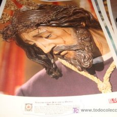 Arte: LAMINA 40 X 29 GRUESA,NUESTRO PADRE JESUS DE LA DIVINA MISERICORDIA. Lote 16016778