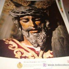 Arte: LAMINA 40 X 29 GRUESA,NUESTRO PADRE JESUS DE LA SALUD. Lote 16016818