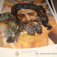 Arte: LAMINA 40 X 29 GRUESA,SAGRADA COLUMNA Y AZOTES DE NUESTRO SEÑOR JESUCRISTO. Lote 16016827