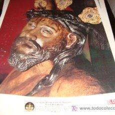 Arte: LAMINA 40 X 29 GRUESA,SAGRADA EXPIRACION DE NUESTRO SEÑOR JESUCRISTO. Lote 16017016