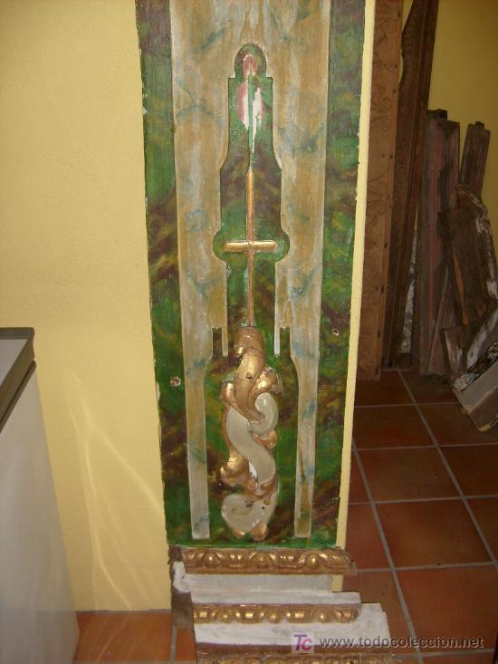 ALA RETABLO (Arte - Arte Religioso - Retablos)