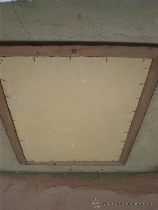 Arte: lamina antigua san antonio y marco - Foto 2 - 16923040