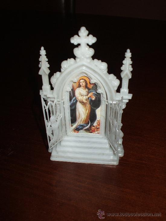 CAPILLA DE VIRGEN INMACULADA (Arte - Arte Religioso - Escultura)
