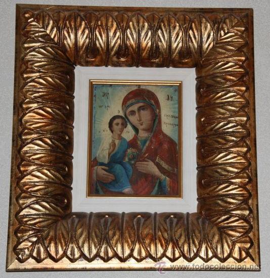 Arte: Icono Ruso del siglo XIX - Foto 2 - 22352462