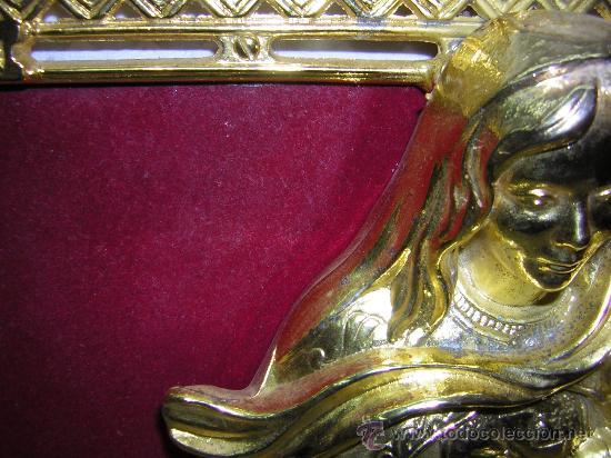 Arte: bonito cuadro para colgar con virgen 39x38cm - Foto 2 - 26349983