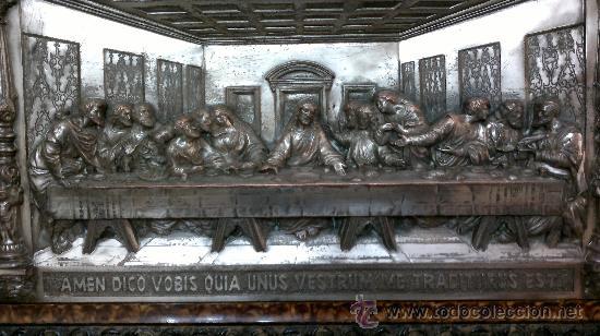 Arte: Cuadro de la Santa cena - Foto 2 - 27099381