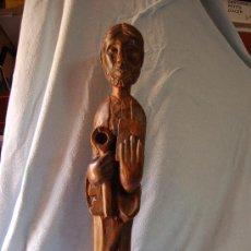 Kunst - TALLA RELIGIOSA EN MADERA. SAN PEDRO . - 27102110