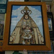 Arte: CUADRO EN CERAMICA VIRGEN DEL ROSARIO ( CADIZ ) CUADRO-032. Lote 28414699