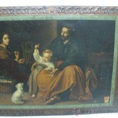 Arte: CARTEL METALICO- HIJOS DE G.BERTRAN- BARCELONA AÑO 1930- . Lote 28921619