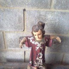 Arte - figura niño jesus de olot - 29290015