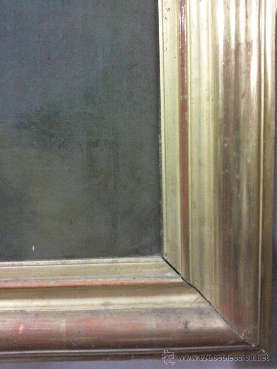Arte: Antiguo óleo lienzo Virgen Siglo XIX - Foto 23 - 29388620