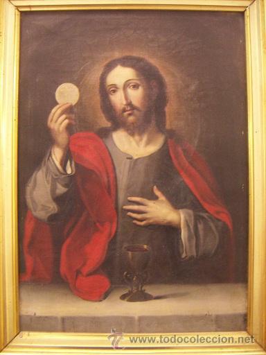 Arte: Pintura de tema religioso - Foto 2 - 108062535