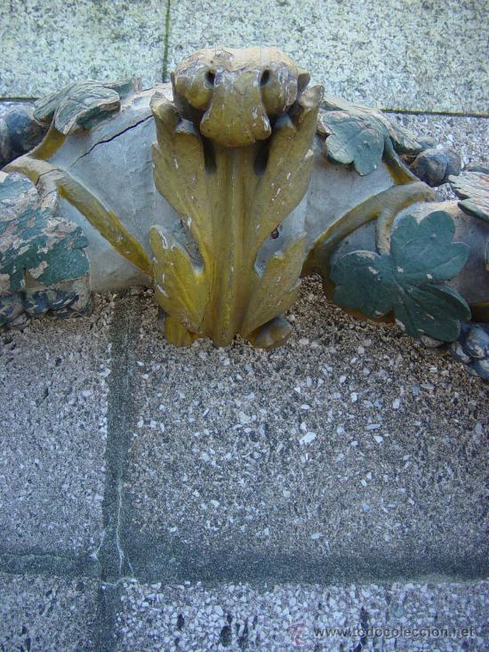 Arte: Arco de Retablo, principios séc XVIII - Foto 6 - 30243847