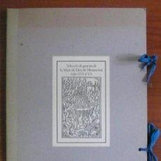 Arte: SELECCIÓ DE GRAVATS DE LA MARE DE DÉU DE MONTSERRAT. SEGLES XVI AL XX.. Lote 30302431