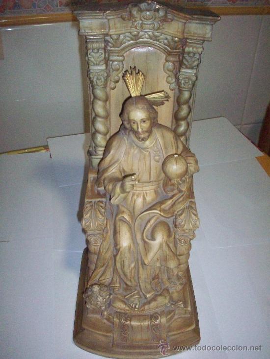 SAGRADO CORAZON DE JESUS DE OLOT (Arte - Arte Religioso - Escultura)